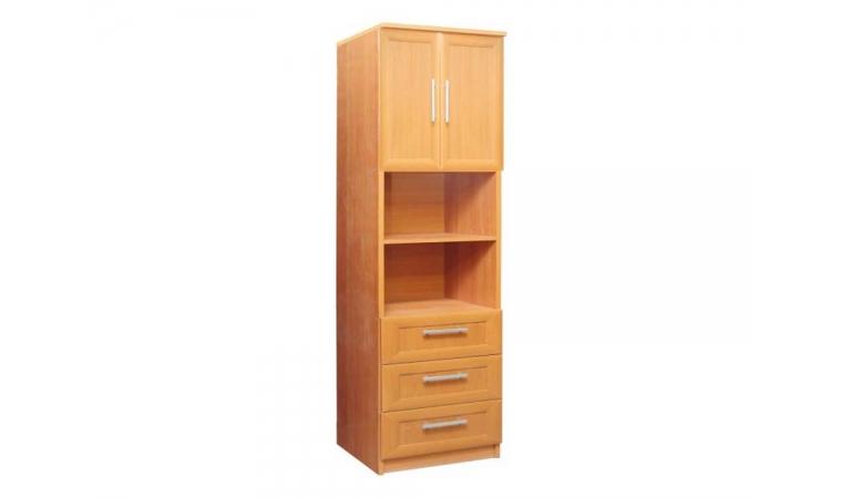 Азарт 6 шкаф-пенал (колонка, стеллаж).